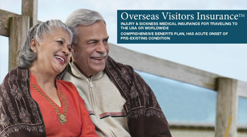 Overseas Visitors Insurance